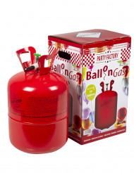 Heliumflasche zum Befüllen Luftballon-Zubehör grün