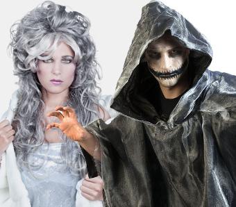 Geister Kostume Passende Accessoires Und Partydeko Fur Damen