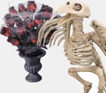 Halloween Deko Kaufen.Halloween Deko Fur Die Halloween Party Horrorklinik De