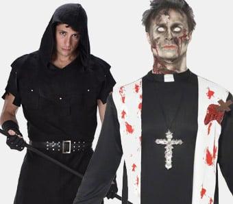 Halloween Kostüme Für Herren In Riesiger Auswahl Horrorklinikde