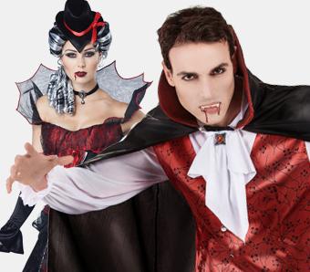 Vampirkostume Und Fledermauskostume Und Passendes Zubehor Fur