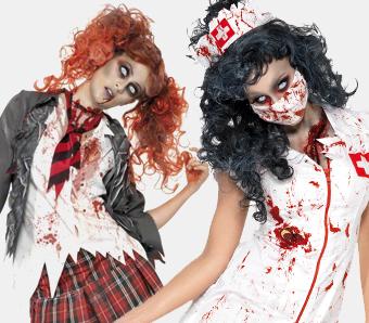 Halloween Zombie Kostume Horrorklinik De